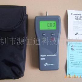 SS10森美特数字压力表SS-10数字气压表SS 10