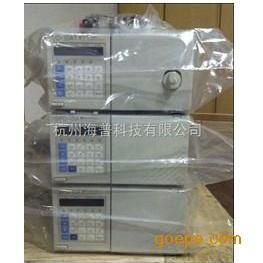 二手高效液相色谱仪LC-10A双泵岛津