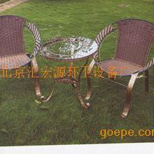 铁艺组合座椅 欧式座椅