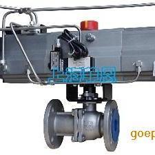 三?#38382;?#27668;动球阀、气动球阀、气动灌装球阀、灌装用气动球阀