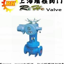 J841X、J941X电磁液、气动隔膜排泥阀