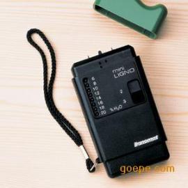 德国mini-ligno木材水分测定仪、含水率检测仪