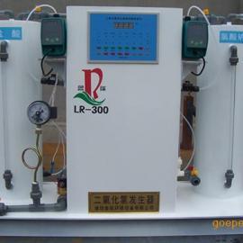 二氧化氯发生器,农村安全饮用水消毒设备,二次供水消毒设备