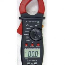 TM25E美国天马思钳型表TM-25E真均方值钳表