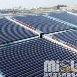 上海太阳能热水器_学校太阳能热水工程