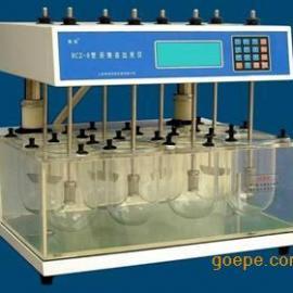 上海黄海智能溶出试验仪RCZ-8/八杯智能药物溶出度仪