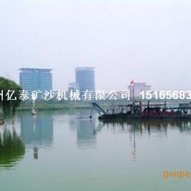 出售绞吸式清淤船|河道清淤设备|大型清淤船|