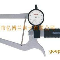 LA-1孔雀大型针盘式外卡规|PEACOCK指针外卡规