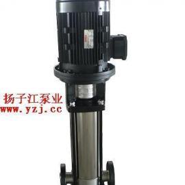 QDLF不锈钢热水泵|立式多级热水泵