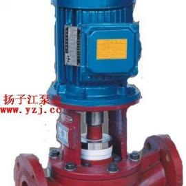 SL玻璃钢管道泵,管道化工泵,离心式管道泵,耐腐蚀管道泵,立式管道