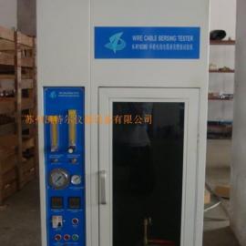 江苏苏州安徽四川重庆成都无锡单根电缆垂直燃烧试验机
