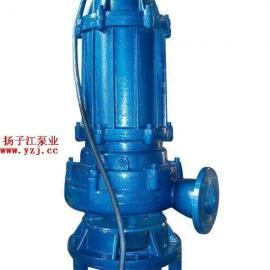 潜水式无堵塞排污泵直销