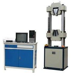 微机电液式万能试验机