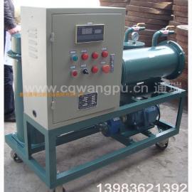 YL-R-30加热型精密油过滤机