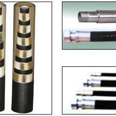 高压钢丝缠绕胶管  (6---102MM)
