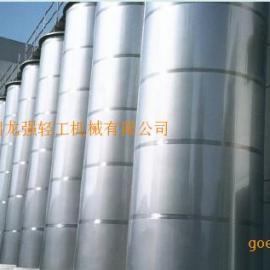 不锈钢大型室外储奶罐 可上门施工