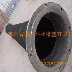 大口径夹布输水胶管