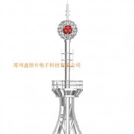 供应钢结构避雷工艺塔