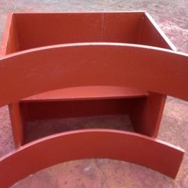 曲面槽滑动支座