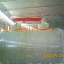 成品玻璃钢化粪池价格 玻璃钢化粪池施工安装