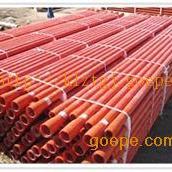 玻璃钢电缆管道 电缆保护管 电缆地埋管 玻璃钢电缆管