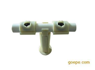 单孔膜曝气器
