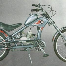 自行车发动机总成,自行车机