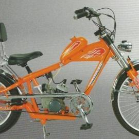 自行车机器,小型汽油机