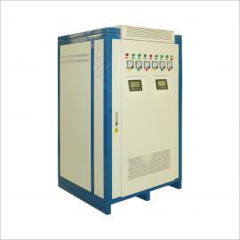 封闭式电采暖炉