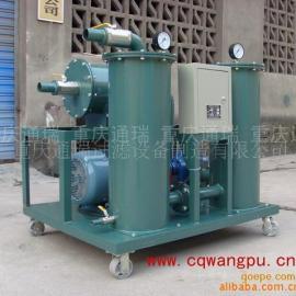 YL-300小型高精度滤油机,精密油过滤机