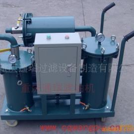 通瑞牌YL-B-100用于过滤防锈油的精密滤油机