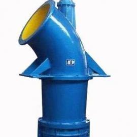 ZLB单级立式轴流式水泵