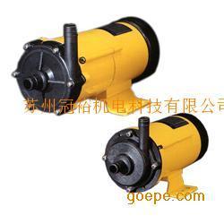 PANWORLD世博磁力泵耐酸碱泵NH-50PX 叶片泵PP材质