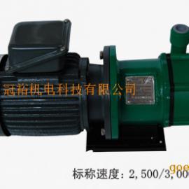 NH-250系列磁力泵Pan world世博磁力泵各种系列耐强酸碱污水泵