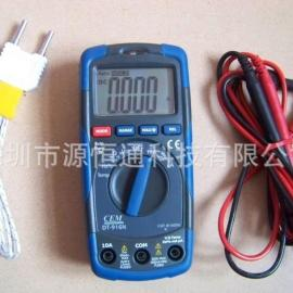香港CEM DT916N万用表DT-916N多用表