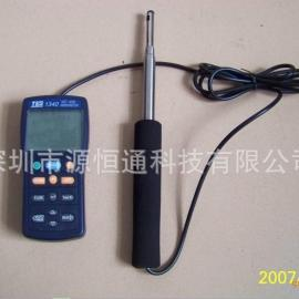 台湾泰仕TES-1340热线式风速仪TES1340