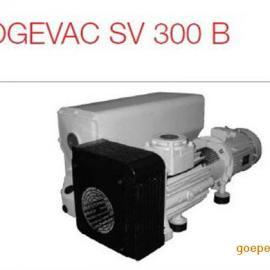 德国莱宝SV300B真空泵、N62莱宝双级旋片泵油
