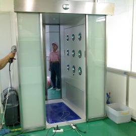 北京单人单吹风淋室,北京智能语音风淋室,北京风淋室加工