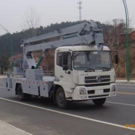 东风天锦高空作业车生产厂家 天锦曲臂式高空作业车图片及报价