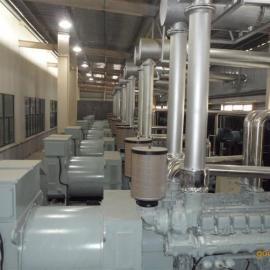 供应柳州佳力JFG5606-4高压发电机
