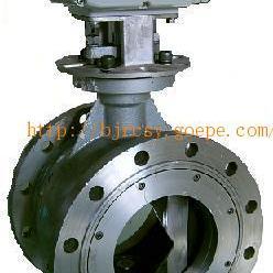 VQ941H-16C电动V型球阀,电动V型流量调节阀