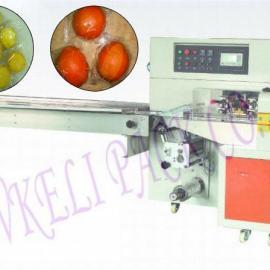 全自动脐橙-柠檬-柑桔等水果套袋包装机