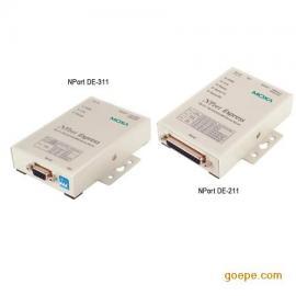 摩莎串口服务器NPort DE-311