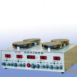 524数显恒温磁力搅拌器/恒温磁力搅拌机