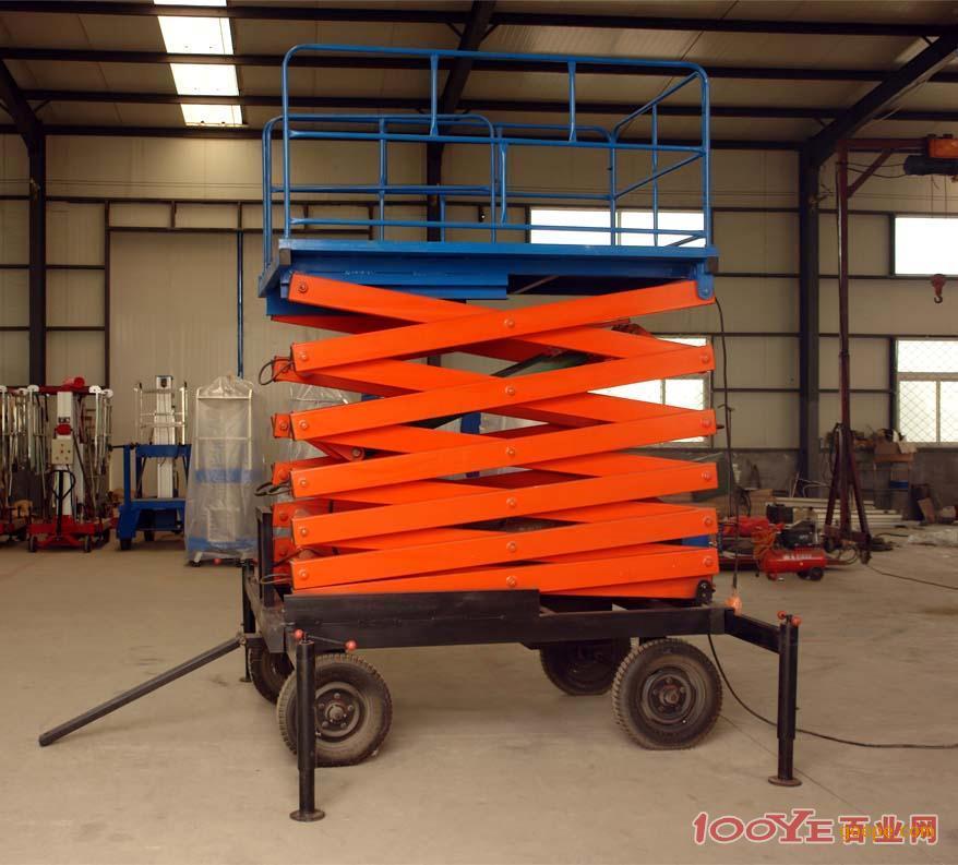 固定式升降机-济南大盛液压机械有限公司图片