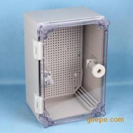 供应接线箱 塑料箱 配电箱 透明盖子