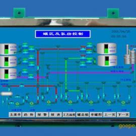 千千万电子7寸多功能工业液晶显示器串口+视频AV接口