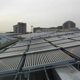 大连太阳能工程安装 沈阳太阳能热水工程 大连洗浴热水 大连空气�