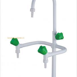 实验室水龙头、三联水嘴、低位双联化验水龙头价格