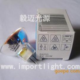 8V20W OSRAM 64255 8V20W酶标仪灯泡